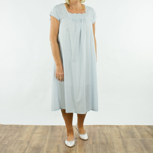 French Country Cap Nightie FCR111