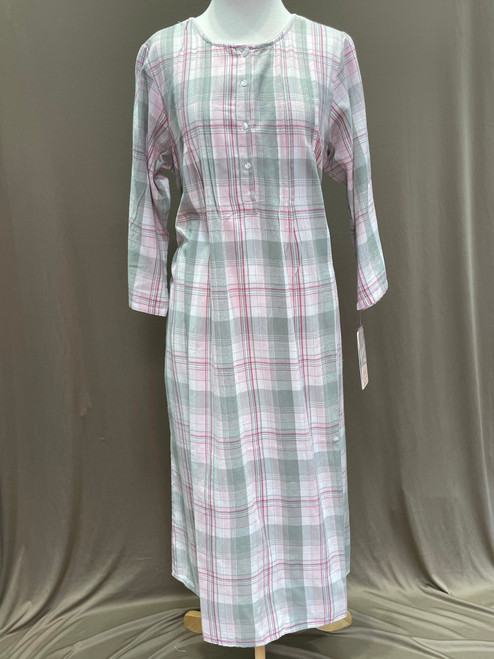 French Country 3/4 Sleeve Nightie FCS315