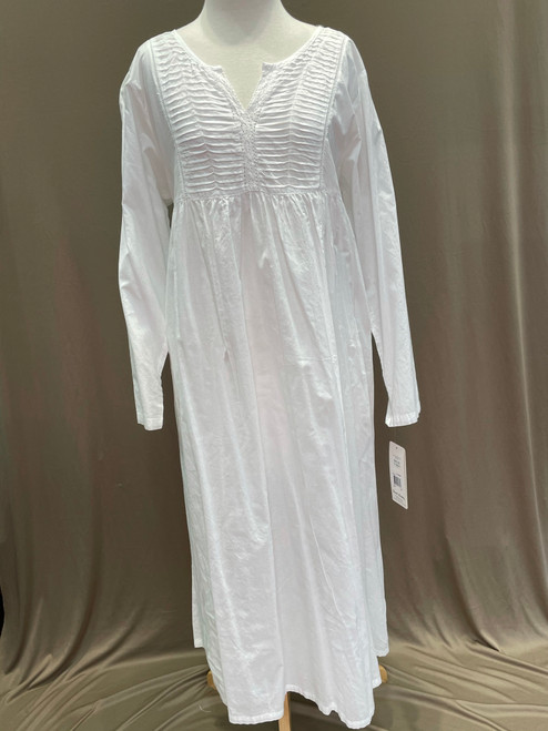 French Country Long Sleeve Nightie FCG373