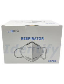 N95 Face Mask Respirator - 20 Per Box