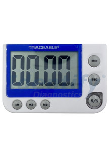 Traceable Flashing LED Alert Big Digit Timer - EW-94461-15 - Identify Diagnostics