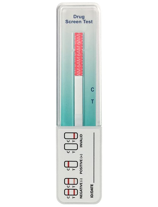 Identify Health 1 Panel 6AM 6-Acetylmorphine Heroin Drug Test Dip - Professional Use Only