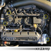 034 Motosport Density Line Engine Cover Grommets for Audi 8V.5 RS3 and 8S TTRS