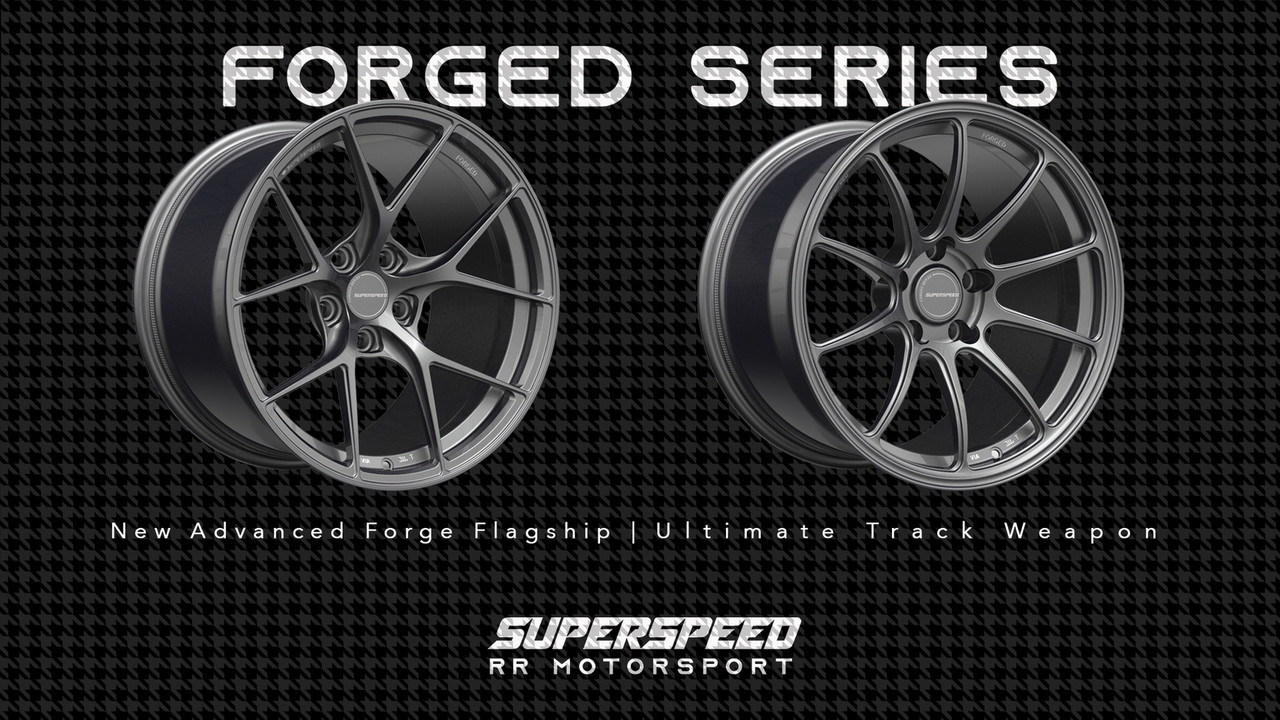 Superspeed PF03RR Forge Series