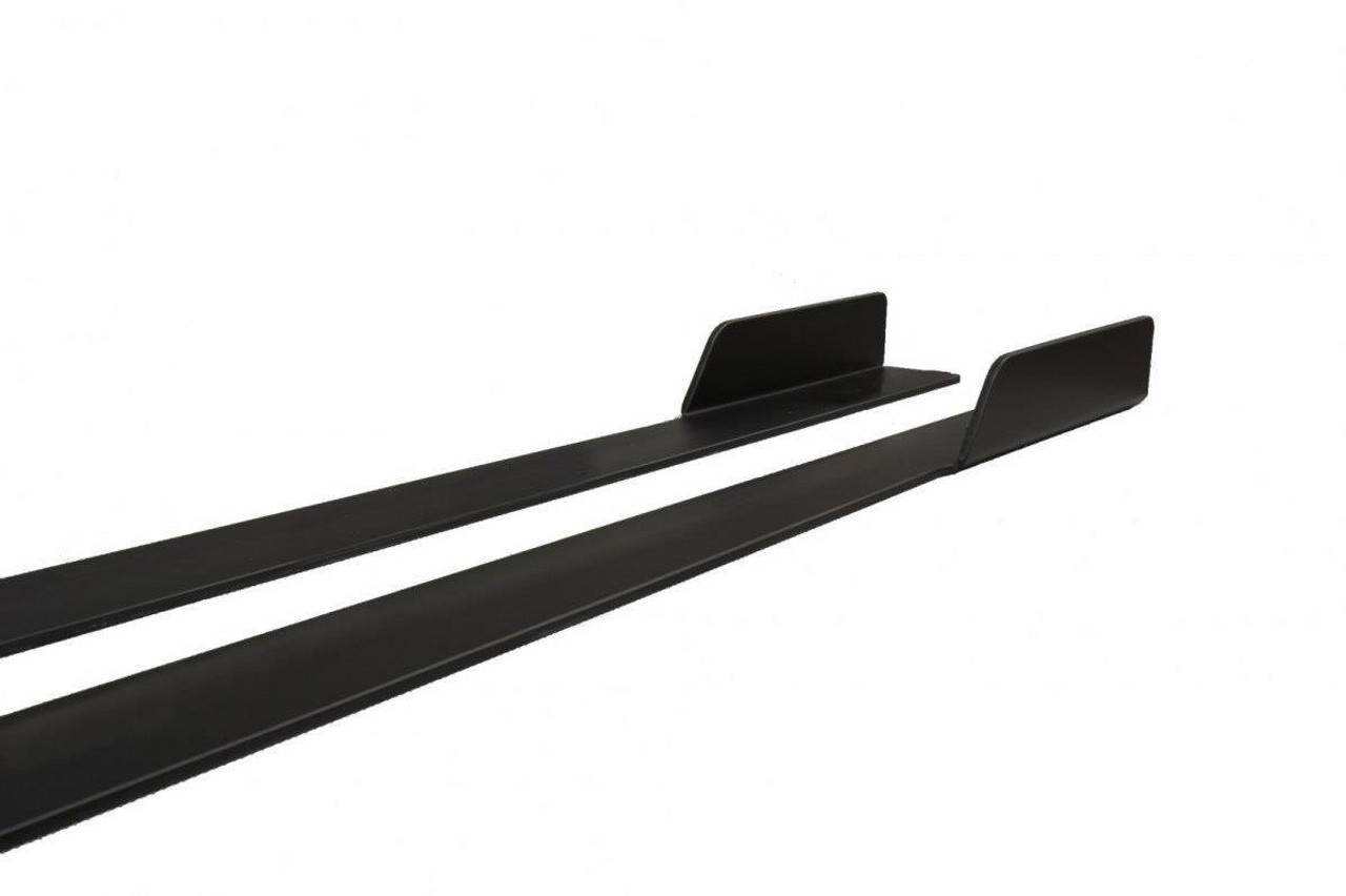 Maxton Design VW MK7.5 GTI (Facelift) Raing Side Skirt Diffusers (ABS)