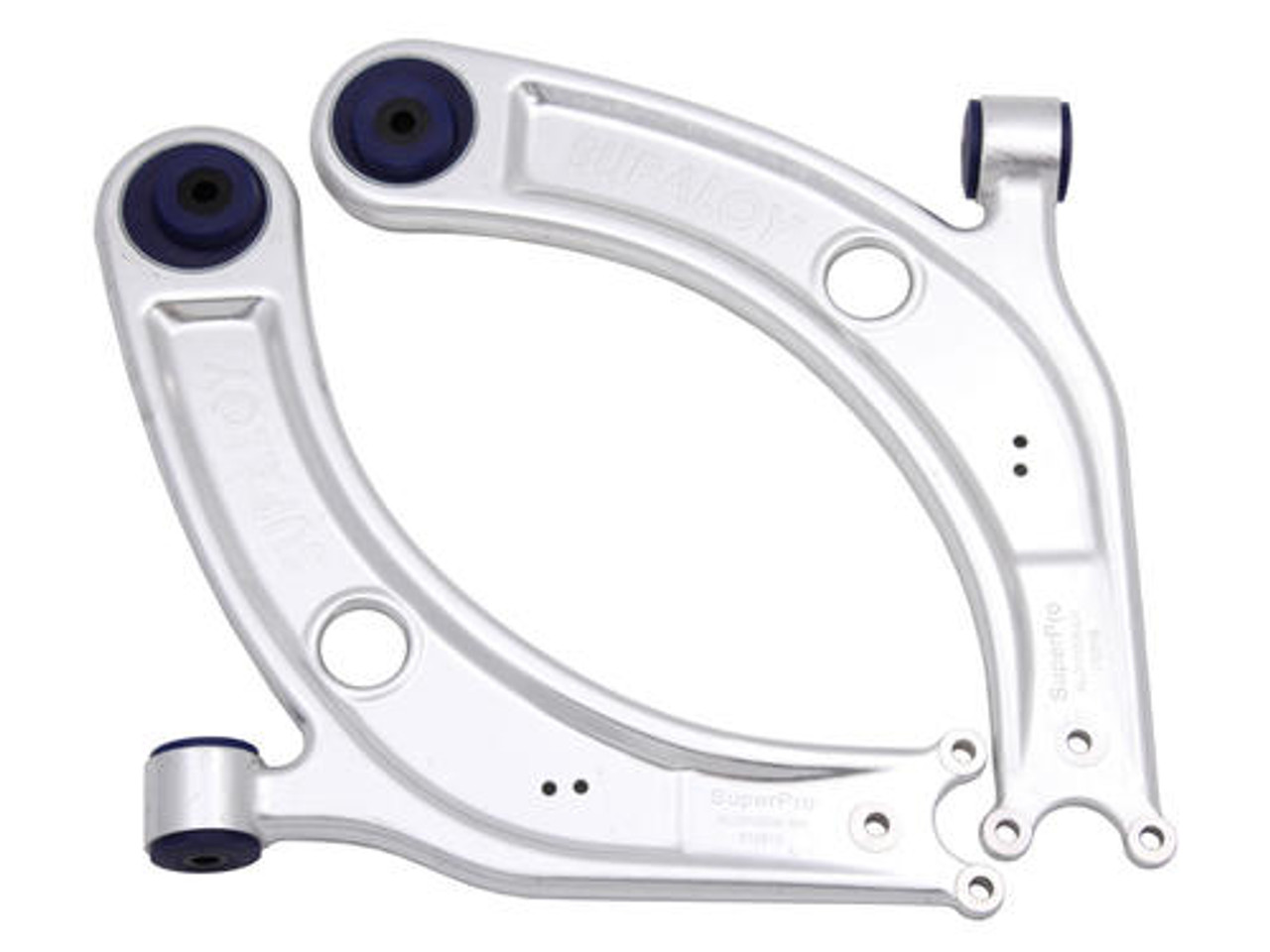 SuperPro Supaloy Arm Kit for MK7 Golf/GTI/R
