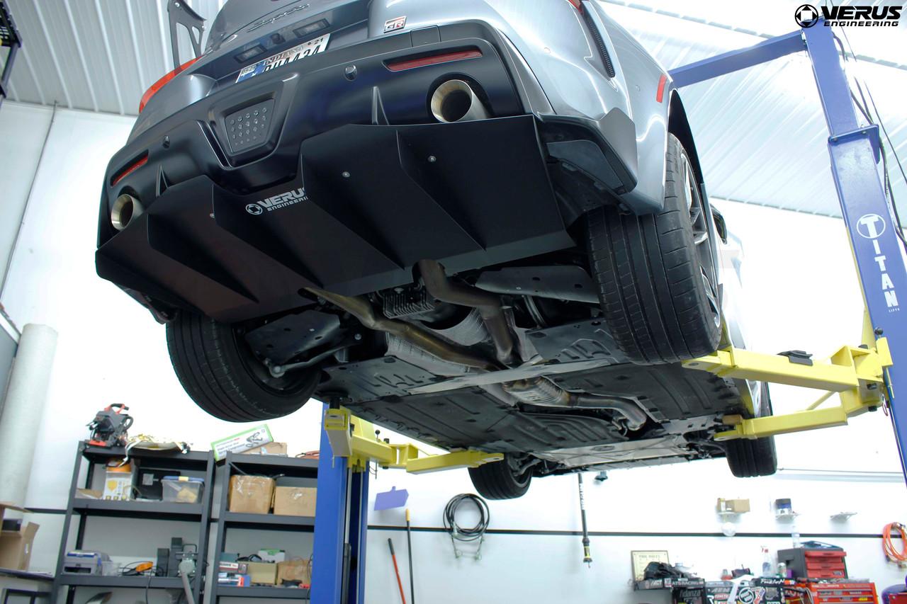 Verus Engineering Rear Diffuser - Mk5 Toyota Supra