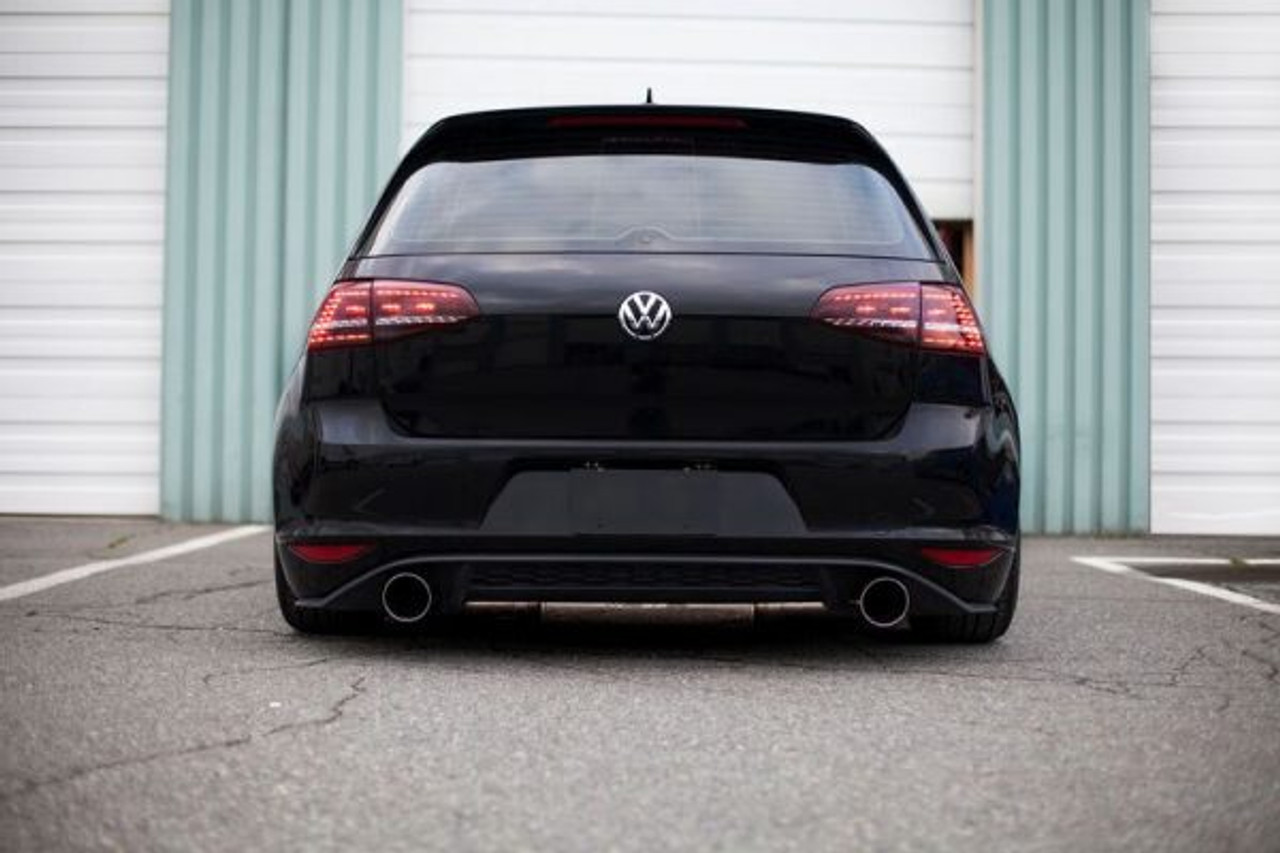 Cts Turbo Mk7 7 5 Gti 3 Cat Back Exhaust Wct Performance Canada