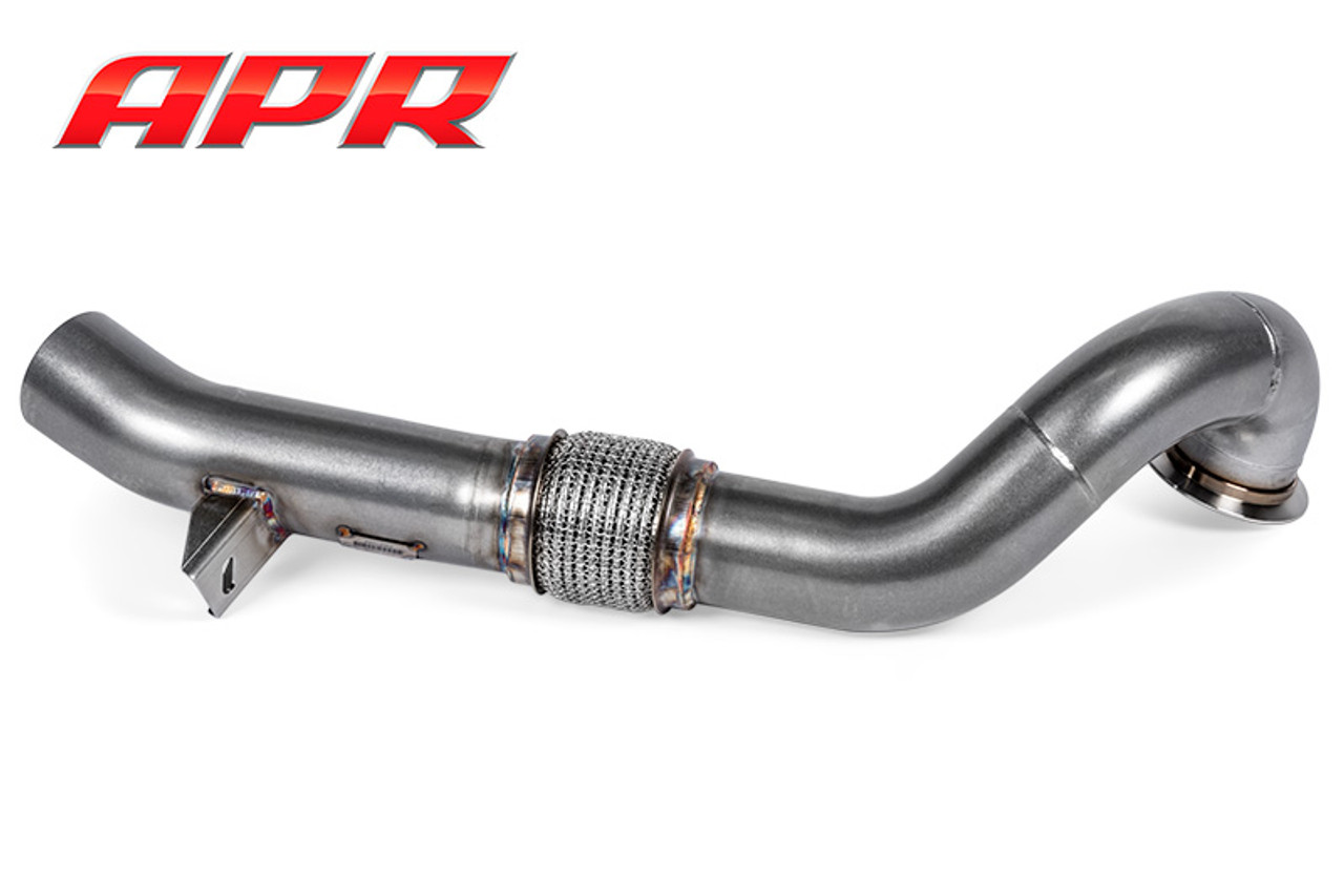 APR Cast Catted Downpipe for MK7/7.5 Golf R, Audi S3, Audi (8S) TT/TTS, Areton AWD, VW MK2 Tiguan