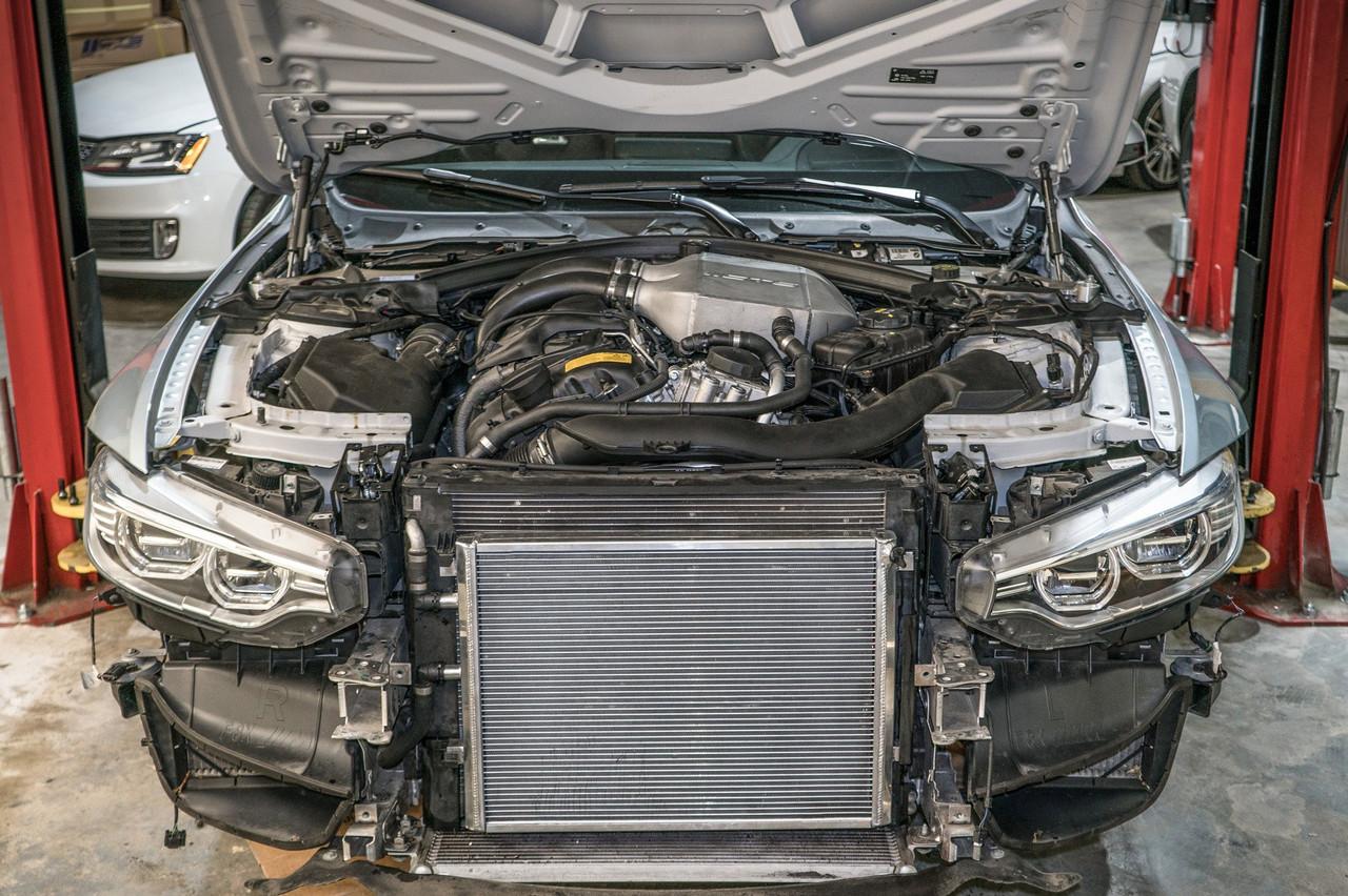CTS Turbo S55 F80/F82/F83/F87 BMW M3/M4/M2 Heat Exchanger Upgrade