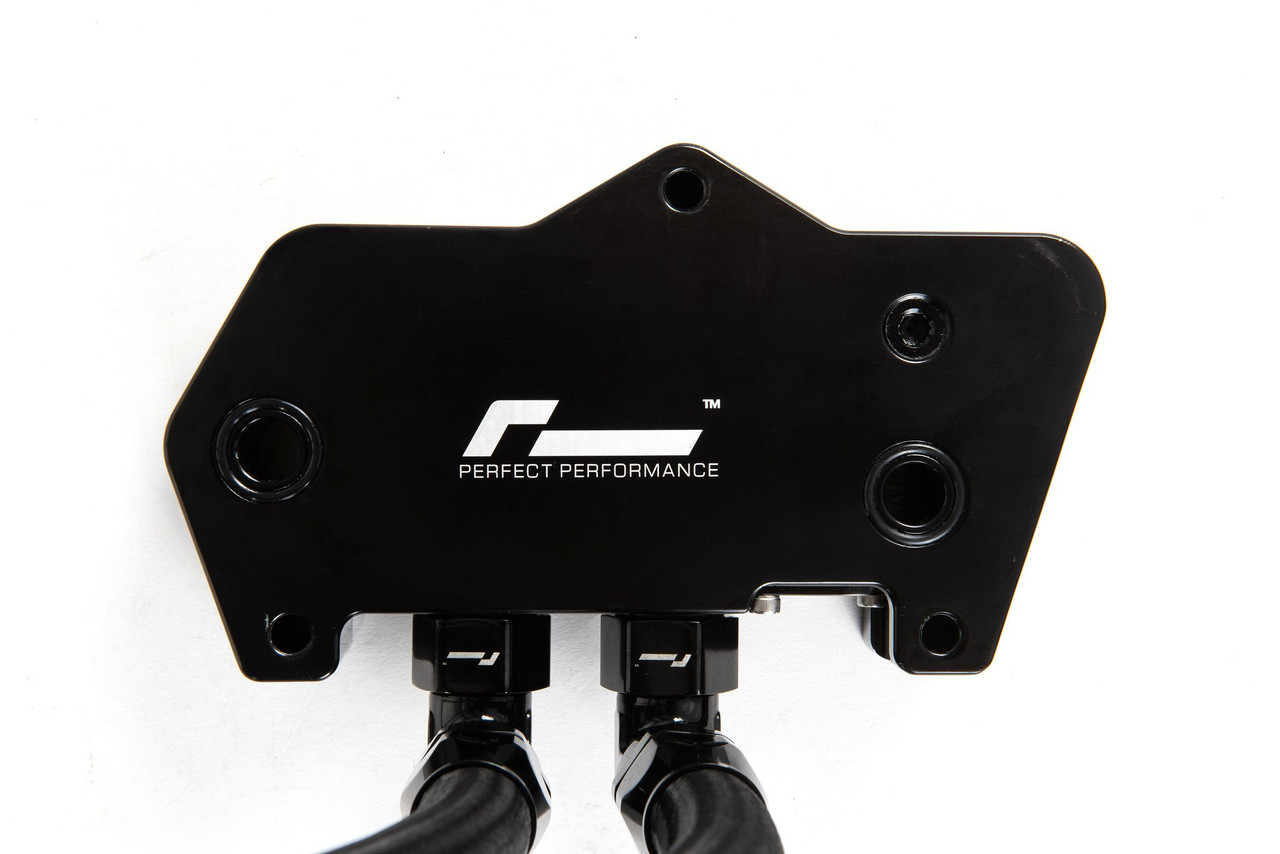RacingLine DSG Gearbox oil cooler Kit (DQ250 6 Speed DSG Only)