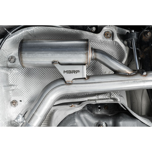 """MBRP PRO Series Volkswagen 3"""" Cat Back Dual Exhaust System with Tips for MK7/7.5 GTI (Free Shipping!!)"""