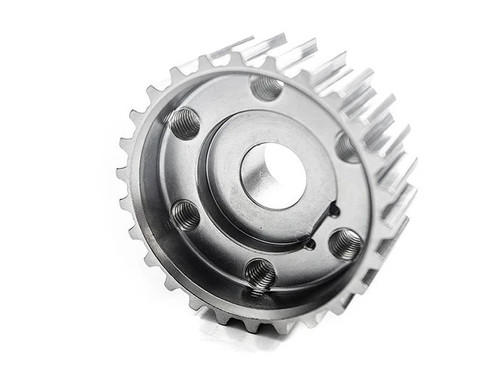 IE Billet Press Fit Timing Belt Drive Gear For 1.8T & 2.0T FSI Engines (6 bolt gear interface)