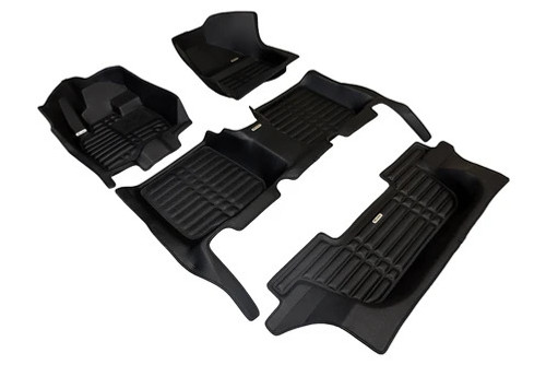 TuxMat for Volkswagen 2018+ MK2 Tiguan (Full three rows Set)