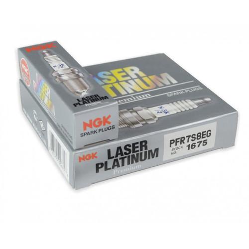 NGK Laser Platinum Spark Plug (PFR7S8EG)