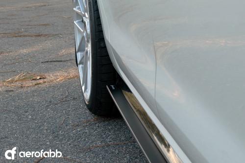 aerofabb VW MK7.5 GOLF R Side Splitters