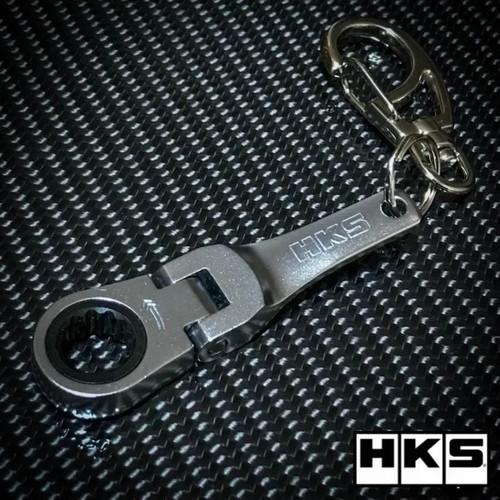 HKS x Tone 10mm Rachet Keychain