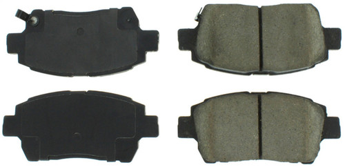StopTech Street Brake Pads (Front) (308.13220)  for Audi B8/8.5 A4/A5/S4/S5 & Q5