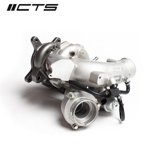 CTS Turbo K04-064 Turbocharger Replacement