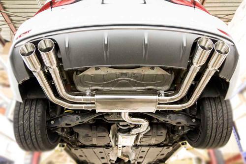 CTS TURBO Audi 8V S3 CATBACK