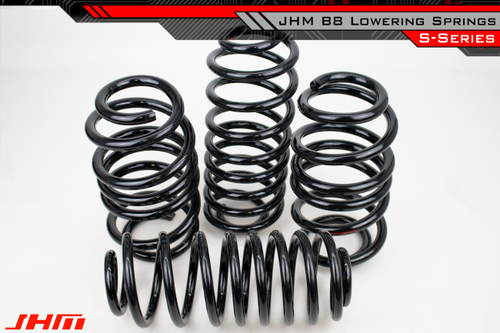 JHM Lowering Springs, S-Series (JHM) for B8 A5-S5
