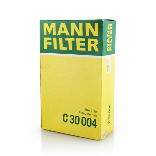 Mann Filter C 30 004 air filter for cold climates. Fits Audi 8V A3/S3, MK3 TT/TTS, VW MK7/7.5 Golf/GTI/R/Tiguan
