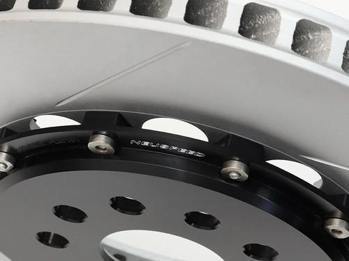 NEUSPEED 2-Piece Brake Rotor Kit - Front 340mm