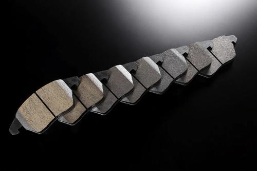 iSWEEP Brake Pads - Rear for Audi 8V RS3/S3,  8S TT/TTS/TTRS & VW MK7/7.5 Golf R
