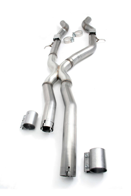 """Dinan High Flow X-Pipe - 2015-2020 BMW M3/M4 - Stainless Steel - 2.75"""" - F80/F82"""