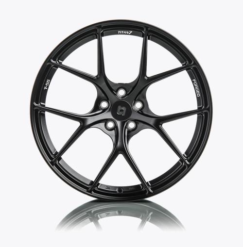 "T-S5 Forged Split 5 Spoke Wheel for Audi MK1 R8 2008-2015 (19""-20"" Staggered)"
