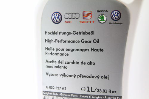 VW/Audi OEM Manual Transmission Fluid - 1 Liter