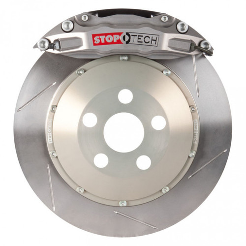 Stoptech STR-4 Torphy Big Brake Kit With 355x32 2-Piece Rotors & 4 Piston Caliper (Fits: VW MK7/7.5 Golf R and Audi 8V S3)