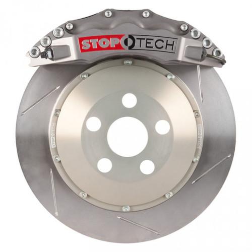 Stoptech STR-6 Trophy Big Brake Kit With 380x32 2-Piece Rotors & 6 Piston Caliper (Fits: VW MK7/7.5 Golf R and Audi 8V S3)