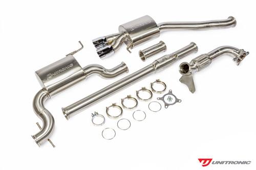 Unitronic Turbo-Back For MK5 Jetta/GLI (UH020-EXA)