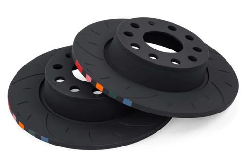 APR slotted Brake Discs -Rear - 272x10mm