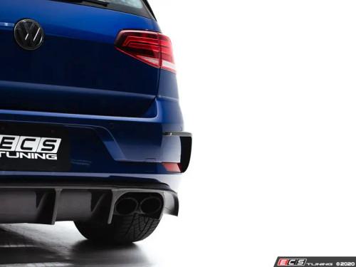 ECS Tuning MK7.5 GTI/Golf R Carbon Fiber Rear Bumper Flare Set