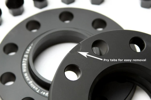 Burger Motorsports BMW F Chassis Wheel Spacers w/10 Bolts