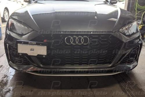 Audi A5 / S5 / RS5 2020-2021 rho-plate V2