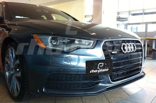 Audi A6 / S6 (C7) 2012-2018 rho-plate V2