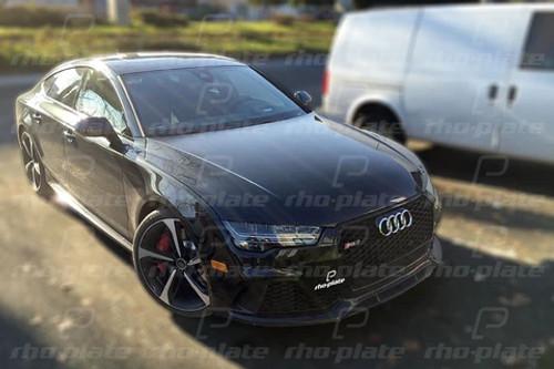 Audi A7 / S7 / RS7 2016-2018 rho-plate V2