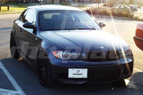 BMW 1-Series (E82/E88) 2008-2013 rho-plate V2