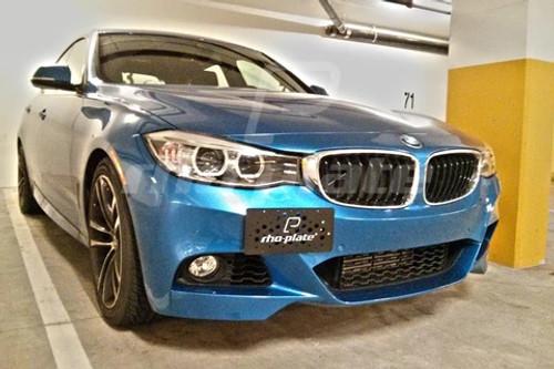 BMW 3-Series (F30) M-Sport 2012-2018 rho-plate V2
