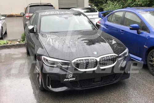 BMW 3-Series (G20) M-Sport 2019-2021 rho-plate V2