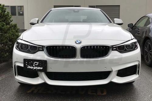 BMW 4-Series (F32) M-Sport 2014-2020 rho-plate V2