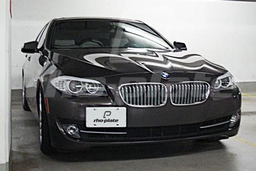 BMW 5-Series (F10) 2011-2016 rho-plate V2