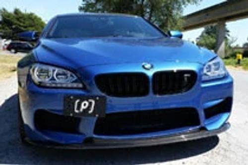 BMW 6-Series / M6 Gran Coupe (F06) 2013-2019 rho-plate V2