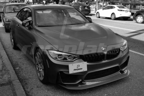BMW M3 (F80) / M4 (F82) 2015-2020 rho-plate V2