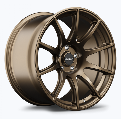 "Apex SM-10 Flow Formed Wheel (19""x 9.5""  ET25  5x112  66.6)"