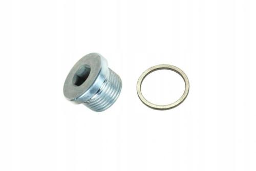 VW/Audi OEM 7-Speed DQ-381 DSG Transmission Filter/ Seal-ring & Plug/Washer Kit