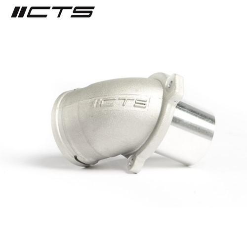CTS Turbo CAST Muffler Delete – Gen1 2.0T TSI (EA888.1)